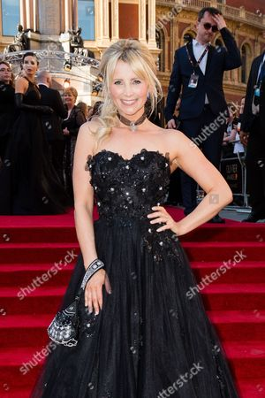 Editorial photo of The Olivier Awards, Arrivals, Royal Albert Hall, London, UK - 09 Apr 2017