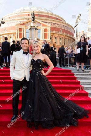 Stock Picture of Danny Mac and Carley Stenson