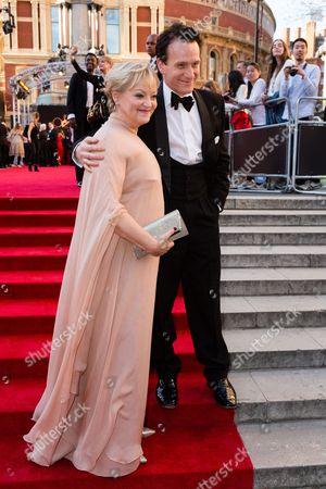 Maria Friedman with Jamie Parker