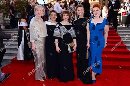 The Girls - Claire Moore, Claire Machin, Debbie Chazen, Joanna Riding, Sophia-Louise Dann