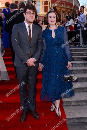 Nick Payne and Josie Rourke