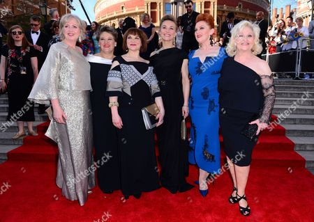 Editorial picture of The Olivier Awards, London, UK - 09 Apr 2017
