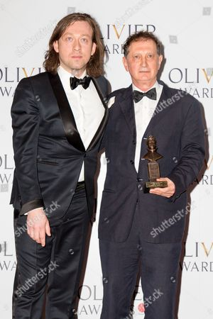 Simon Stone and David Lan