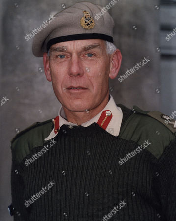 Sir Peter De La Billiere British Army, lead British Forces in the Gulf War