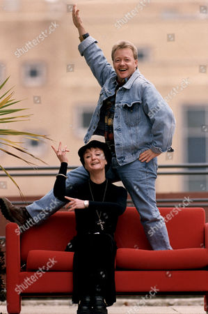 Keith Chegwin, Janice Long Television Presenter and his Radio Presenter sister, Janice Long
