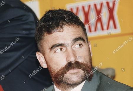Merv Hughes Australian Cricketer