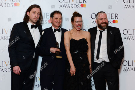 Simon Stone, David Lan, Billie Piper, Brendan Cowell