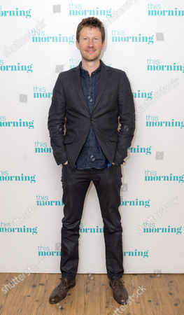 Editorial photo of 'This Morning' TV show, London, UK - 10 Apr 2017