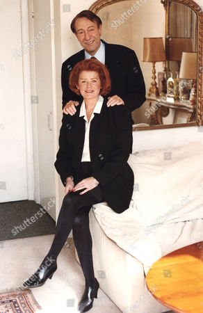 Robert Stephens, Patricia Quinn Actor and his Actress wife