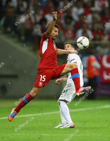 Editorial picture of Euro QF: Czech 0 Portugal 1