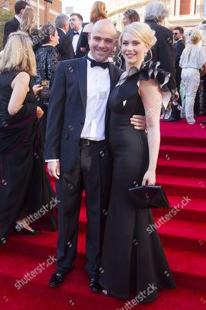 James Newton and Emma Williams