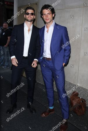 Parker Young and Rob Heaps