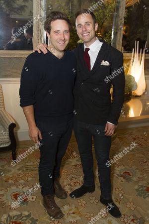 Joseph Kloska and Jay Taylor (Robert)
