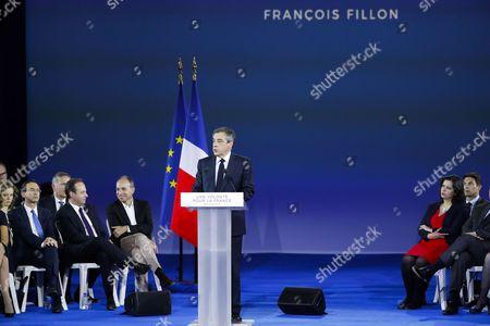 Francois Fillon, Jean-Francois Cope, Jean-Christophe Lagarde, Bruno Retailleau, Nathalie Kosciusko-Morizet, Francois Zocchetto