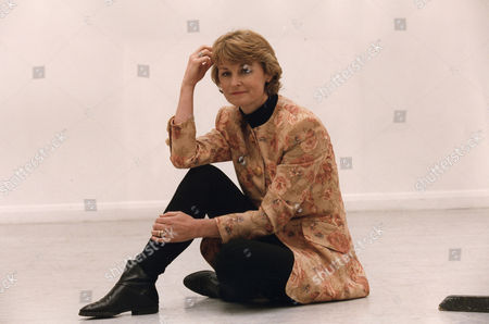 Sue Cook T.V. Presenter doing body image feature