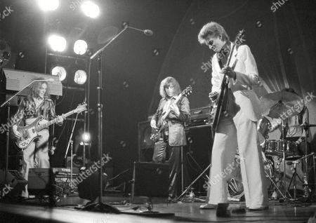 Bebop Deluxe - Robert Bryan, Ian Parkin and Bill Nelson