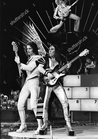 Slade - Jim Lea and Dave Hill