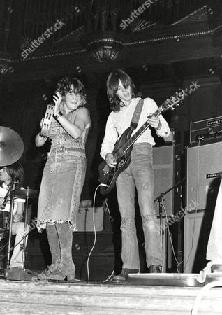 Stone The Crows in concert at Newcastle City Hall - Maggie Bell and Jimmy McCulloch