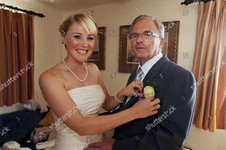 Sarah Ayton and father