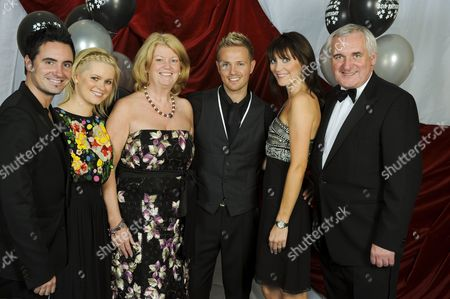 Editorial picture of Nicky Byrne's 30th Birthday Party at the Grand Hotel, Malahide, London, Ireland - Nov 2008