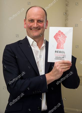 Douglas Carswell, MP for Clacton on Sea, and his new book 'Rebel - How to overthrow the emerging oligarchy'