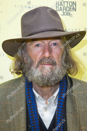 Stock Picture of Clive Russell