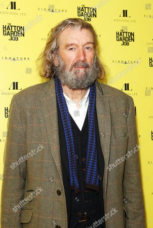 Stock Image of Clive Russell