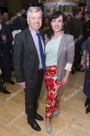 Stock Photo of Harry Brunjes and Emma Brunjes