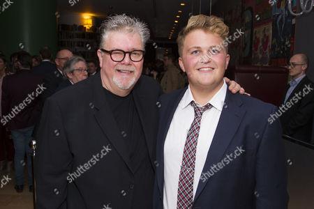 Editorial picture of 'Carousel' musical, Press Night, London, UK - 11 Apr 2017