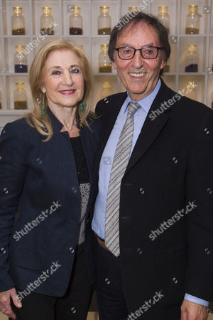 Shirley Black and Don Black