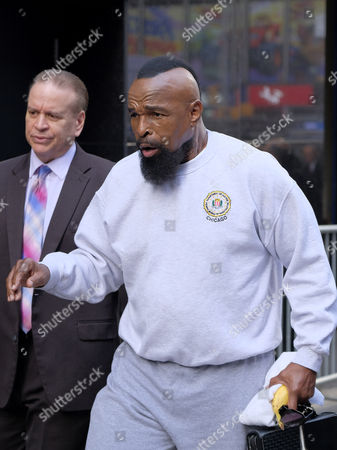 Stock Image of Mr T