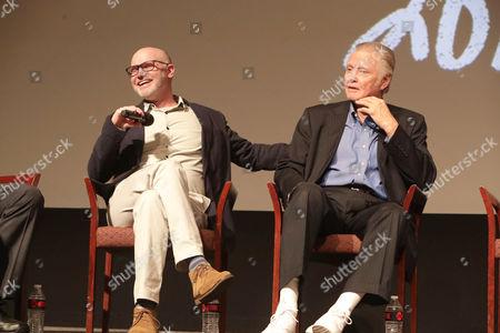 David Hollander, Jon Voight, Panel