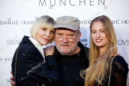 Nadja Auermann, Peter Lindbergh, Cosima Auermann