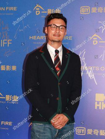 Editorial image of 41st Hong Kong International Film Festival, China - 11 Apr 2017