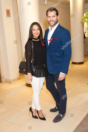 Editorial picture of Terence Higgins Trust Gala Auction, Christie's, London, UK - 11 Apr 2017