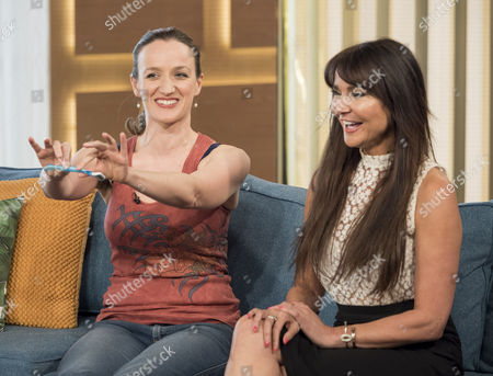 Kate Smurthwaite and Lizzie Cundy