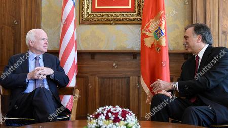 John McCain and Filip Vujanovic