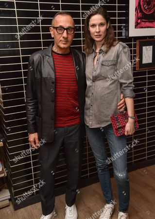 Gilles Mendel and Guest