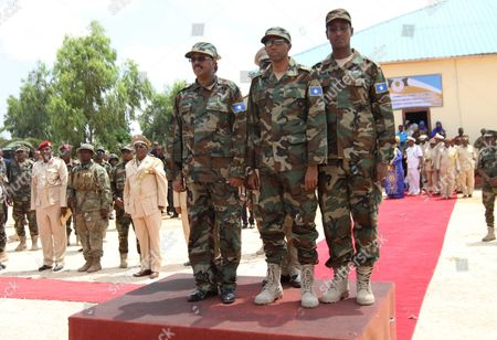 Editorial photo of Somalia 57th Anniversary of Ministry of Defense, Mogadishu - 12 Apr 2017