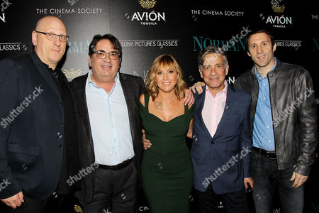 Oren Moverman, Gideon Tadmor, Miranda Bailey, Eyal Rimmon and Jim Kaufman