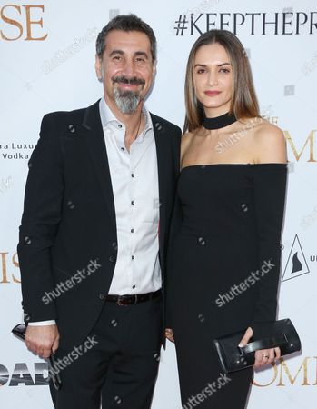 Editorial picture of 'The Promise' film premiere, Arrivals, Los Angeles, USA - 12 Apr 2017