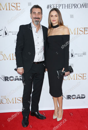 Editorial image of 'The Promise' film premiere, Arrivals, Los Angeles, USA - 12 Apr 2017