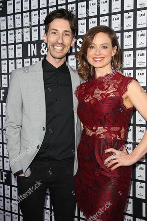 Daniel Vosovic and Zoe Chapin