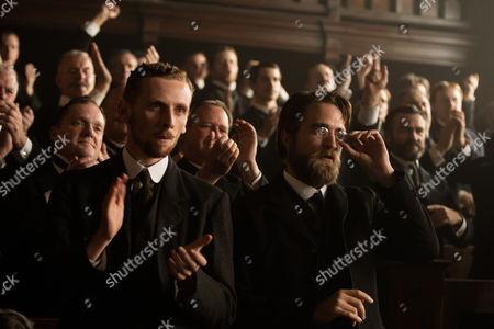 Edward Ashley, Robert Pattinson