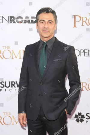 Editorial picture of US film premiere of The Promise in Los Angeles, USA - 12 Apr 2017