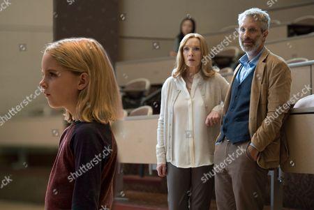 Stock Picture of Mckenna Grace, Lindsay Duncan, Jon Sklaroff