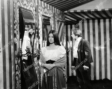 Lynne Frederick, John Moulder-Brown 'Vampire Circus'  Film - 1972 -