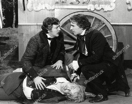 Robin Hunter, Laurence Payne, Thorley Walters 'Vampire Circus' Film - 1972 -