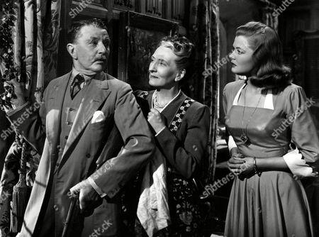 'The Chiltern Hundreds'  Film - 1949 - Marjorie Fielding, Helen Backlin