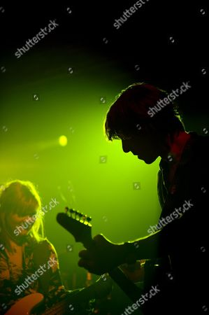 Editorial photo of Drive by Truckers, Electric Ballroom, London, UK, 04/08/2008